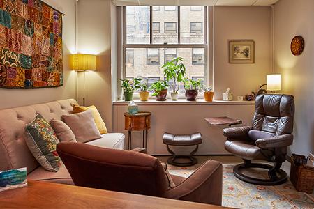 Mari's Office near Grand Central